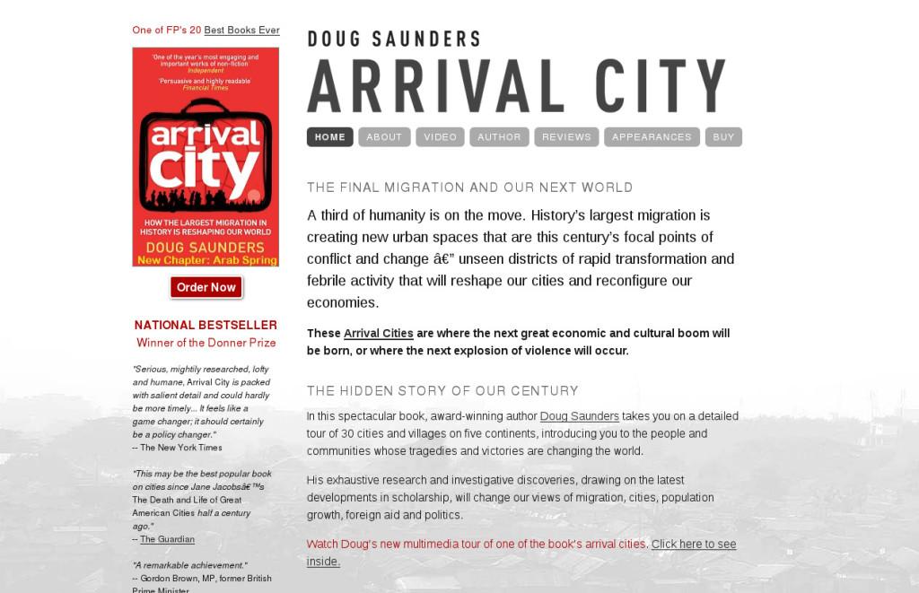 Arrival City_website