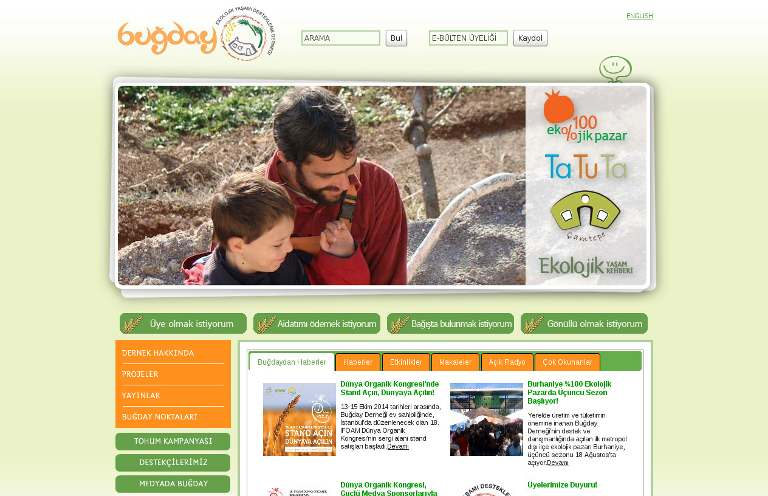 Bugday_website