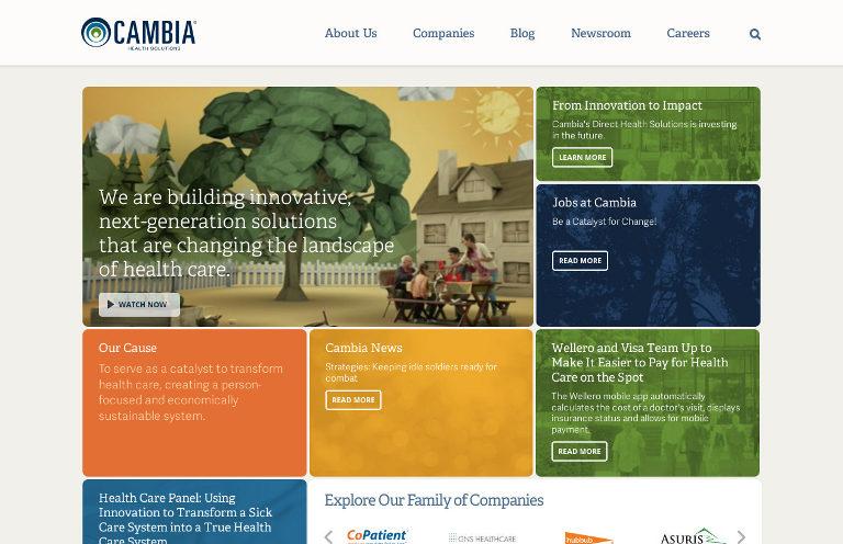 Cambia_website