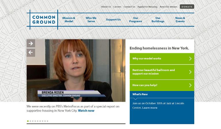Common Ground | Homepage
