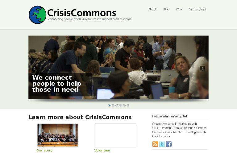 CrisisCommons_website