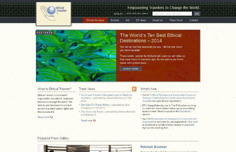 Ethical Traveler_website
