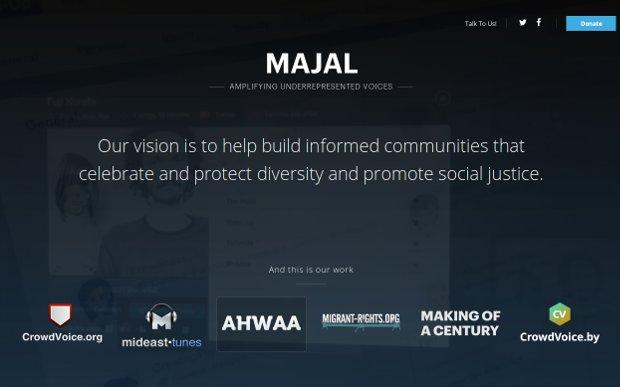 Majal_homepge