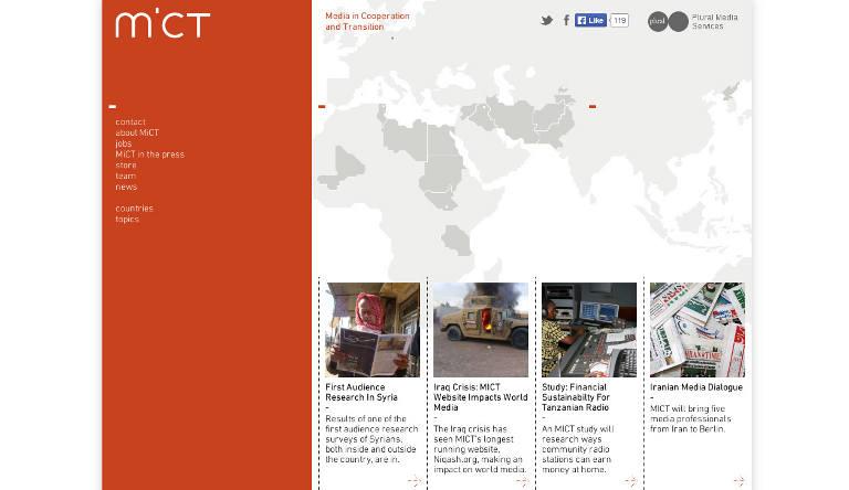 MiCT_website