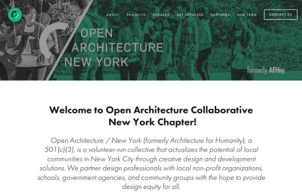 Open Architecture_website