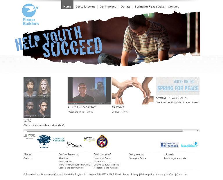 Peace Builders_website