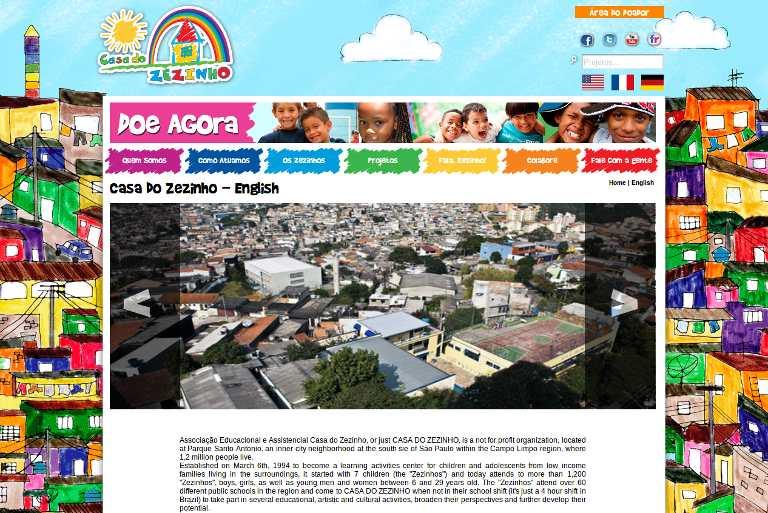 Casa do Zezinho_website