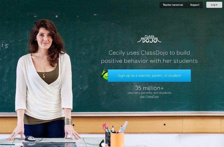 ClassDojo_website