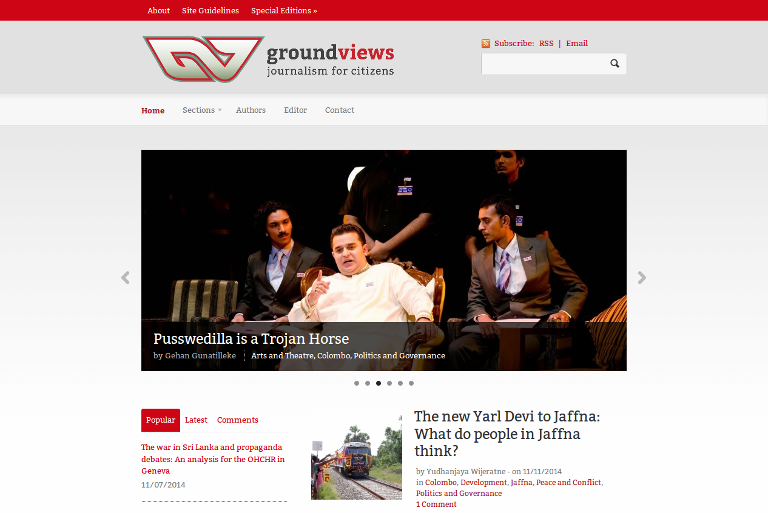 Groundviews_website