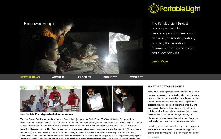 Portable Light_website