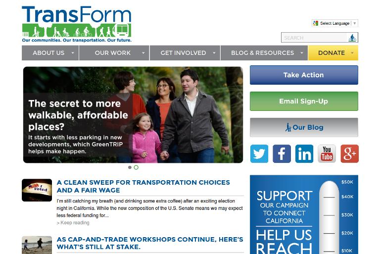TransForm_website