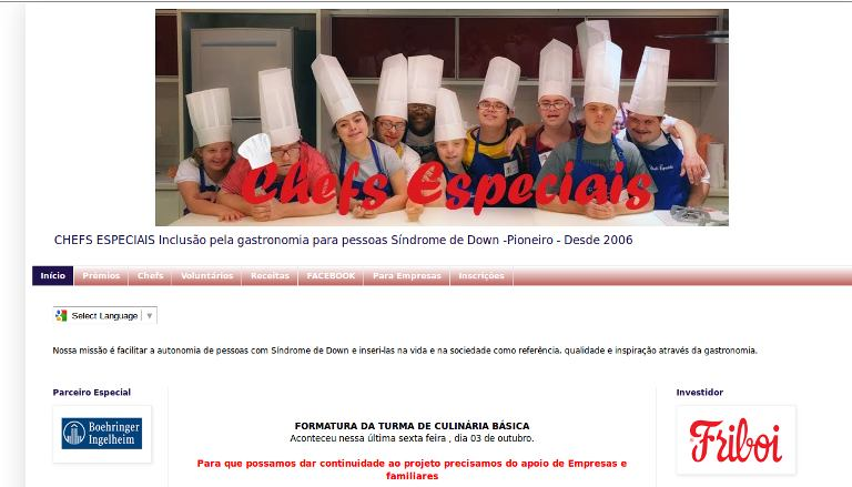 Chefs Especiais_webpage