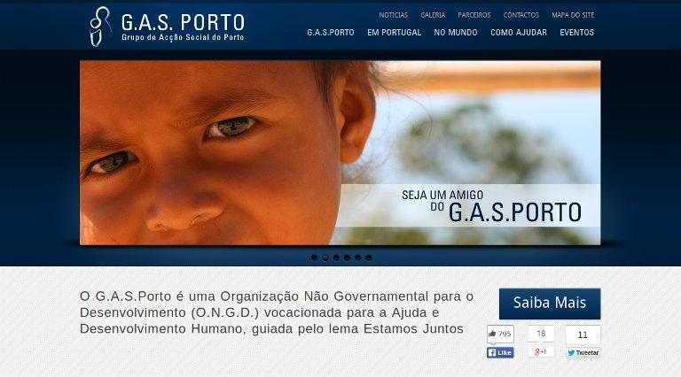 G.A.S. PORTO | webpage