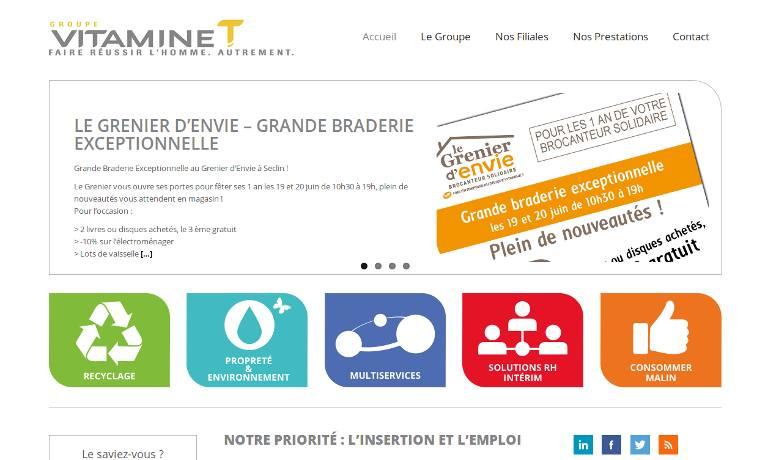Groupe VITAMINE T_webpage