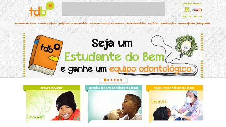Turma do Bem _website