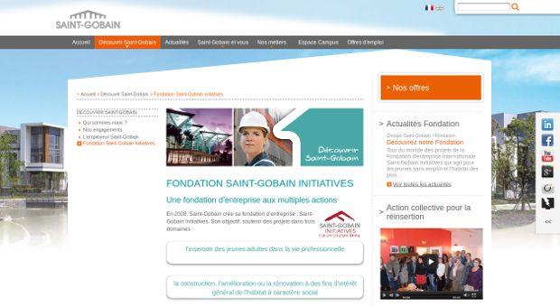 Fondation Saint-Gobain initiatives_website