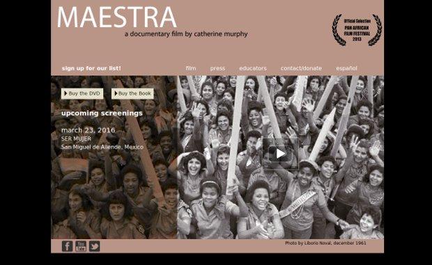 Maestra_homepage