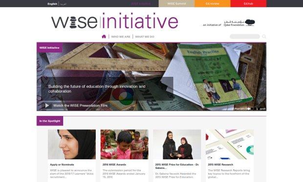 WISE Initiative_homepage