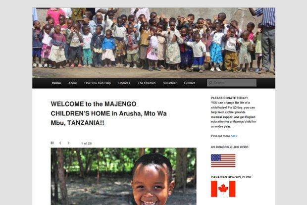 Majengo_org_homepage