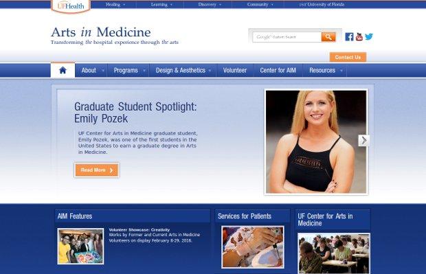 Arts in Medicine_website