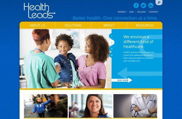 Health Leads_website