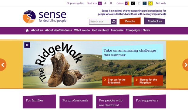 Sense_website