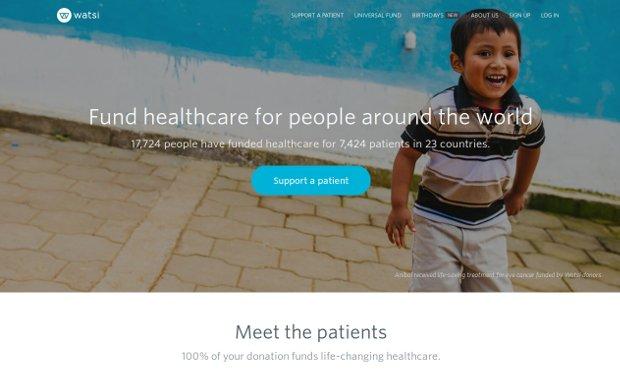 Watsi_website