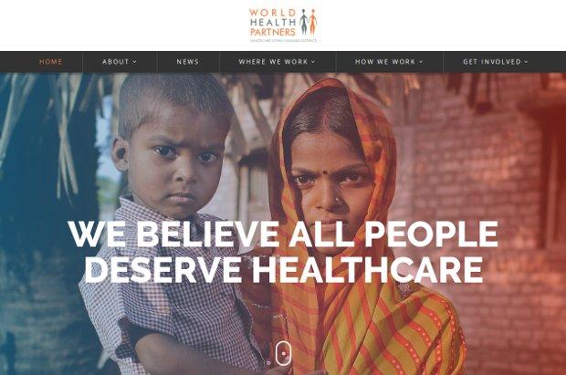 World Health Partners_homepage