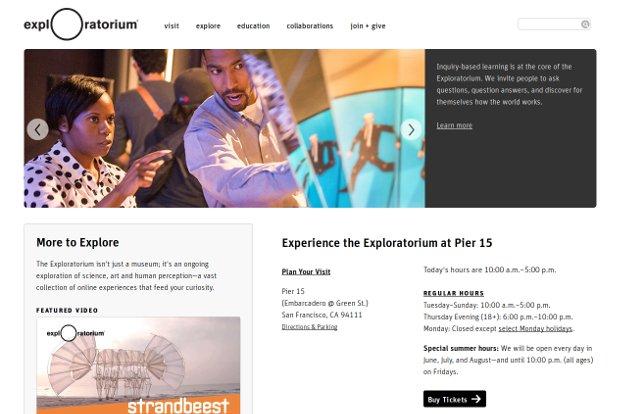 Exploratorium_homepage