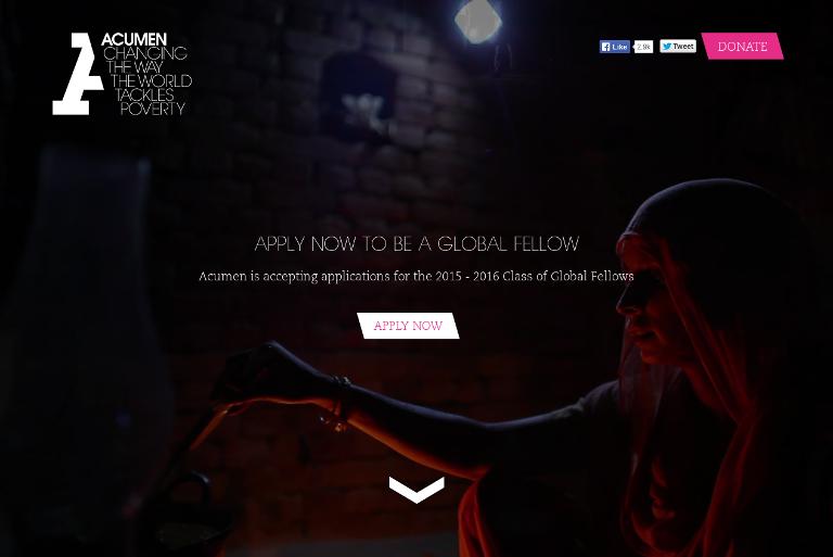 Acumen_website
