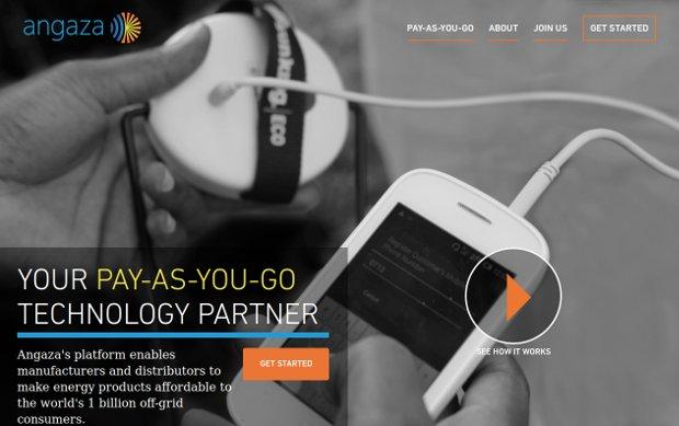 Angaza_homepage