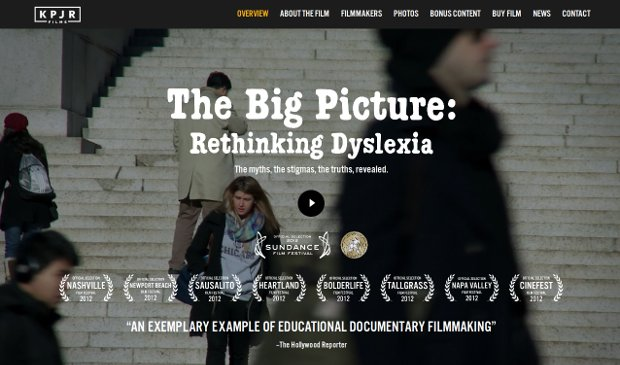 The Big Picture: Rethinking Dyslexia_homepage